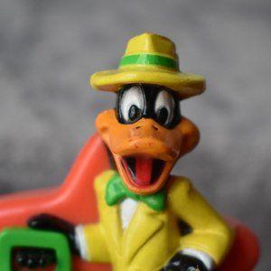 Rare Vintage Daffy Duck Gumballs Figurine